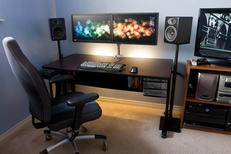 Impressive Best Computer Desk Model